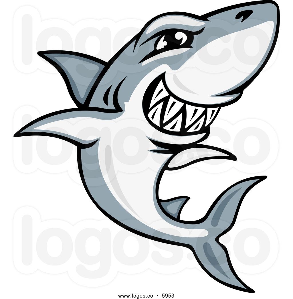 free animated shark clipart - photo #19