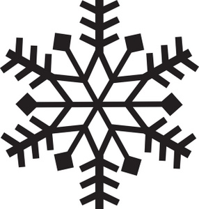 snowflake clipart black and white clipart panda free clipart images rh clipartpanda com white snowflake border clipart black and white snowflake clipart
