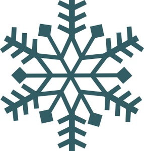Simple Snowflake Clipart | Clipart Panda - Free Clipart Images