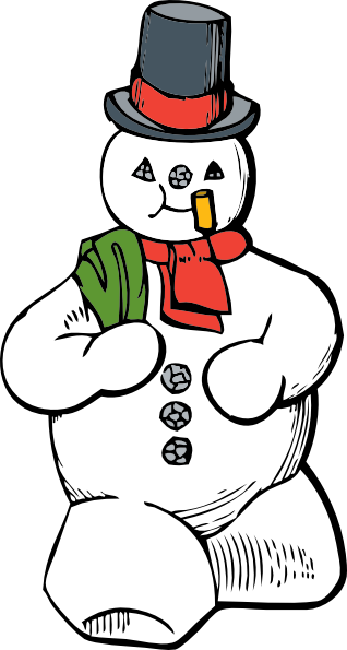 Free Snowman Clipart | Clipart Panda - Free Clipart Images