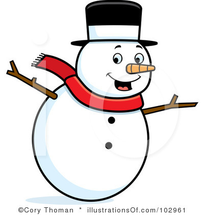 Free Snowman Clipart Black And White | Clipart Panda - Free ...