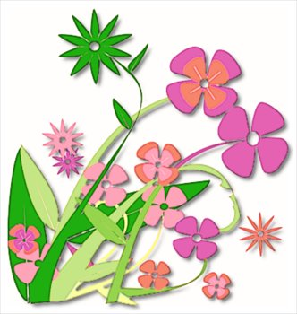 free spring flowers clipart clipart panda free clipart images rh clipartpanda com Free Clip Art Spring Butterfly free spring clipart images
