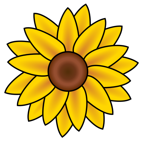 Sunflowers Clipart | Clipart Panda - Free Clipart Images