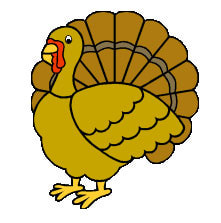 Free Turkey Clipart | Clipart Panda - Free Clipart Images