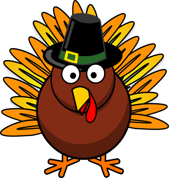 free turkey clipart