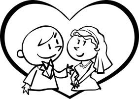 Wedding Clipart | Clipart Panda - Free Clipart Images