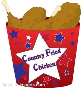 Fried Chicken Clipart | Clipart Panda - Free Clipart Images