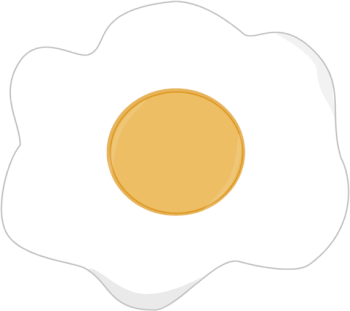 fried%20egg%20clipart%20black%20and%20white