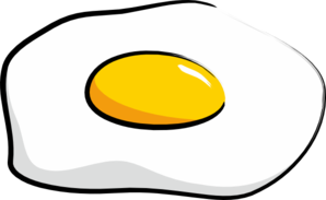 egg sunny side up clip art clipart panda free clipart images rh clipartpanda com fried egg clipart free fried egg clipart black and white
