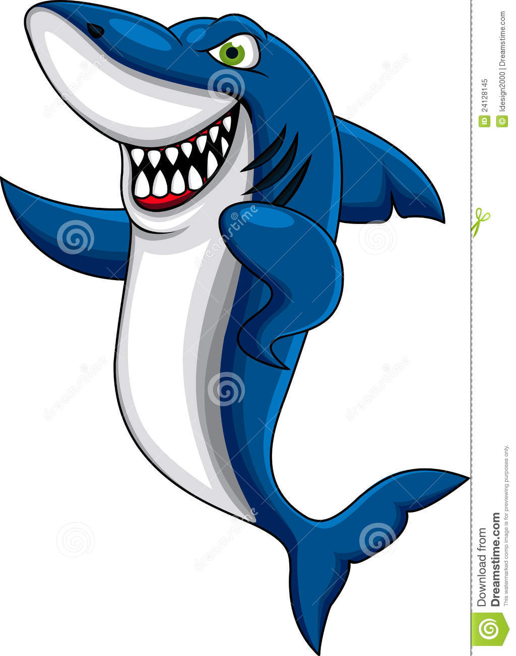 Happy shark | Clipart Panda - Free Clipart Images