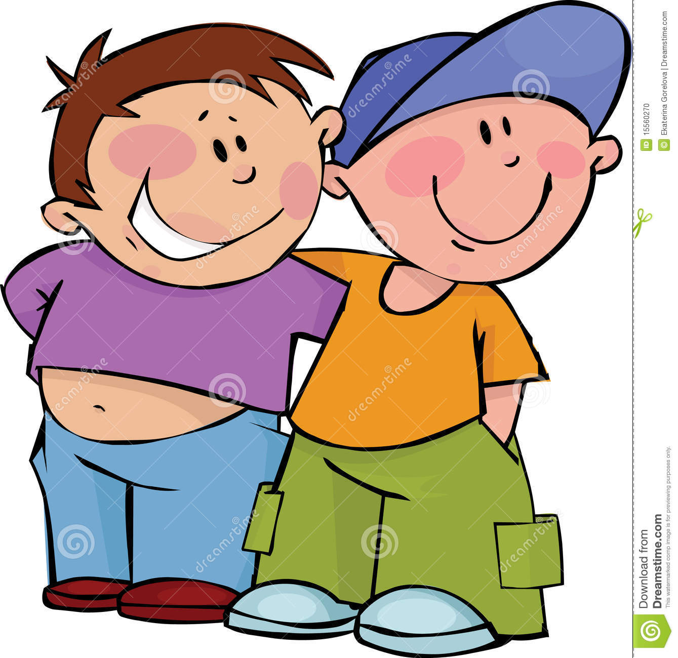 Two Friends Clipart | Clipart Panda - Free Clipart Images