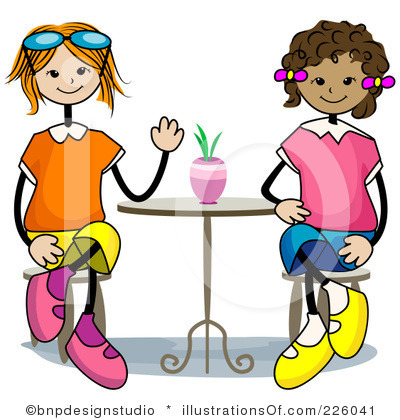 friends clip art free royalty free friends clipart illustration 216834 ...