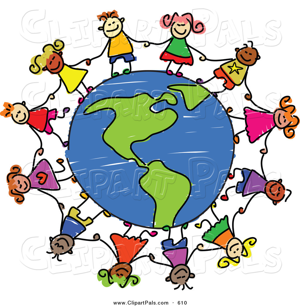 Human figure hands open clip clipart panda free clipart images - Friends 20holding 20hands 20around 20the 20world
