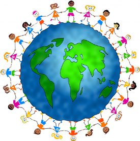 Image result for world friendship clip art free