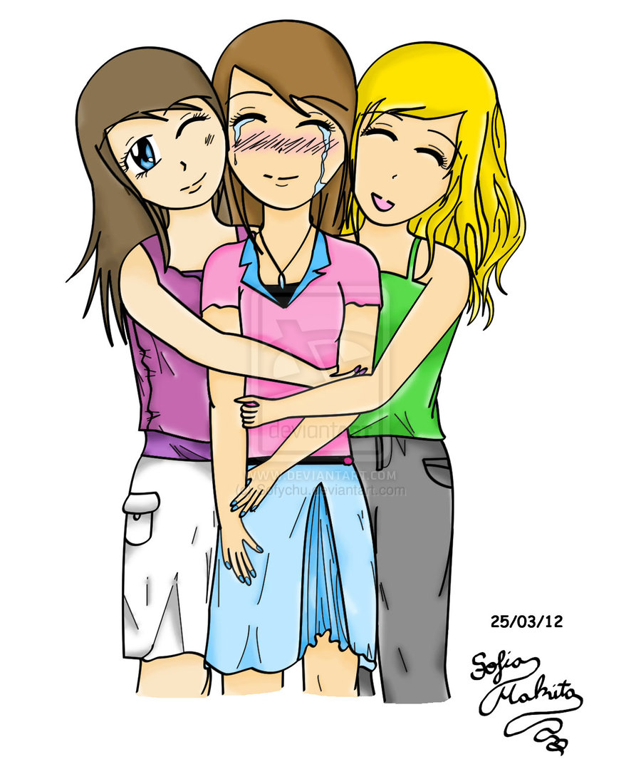 Friends illustrations and clipart 117677  Can Stock Photo