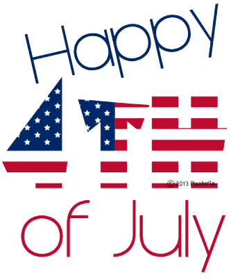 happy 4th of july word art clipart panda free clipart images rh clipartpanda com