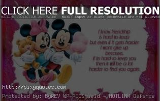Disney Friendship Quotes   Clipart Panda - Free Clipart Images