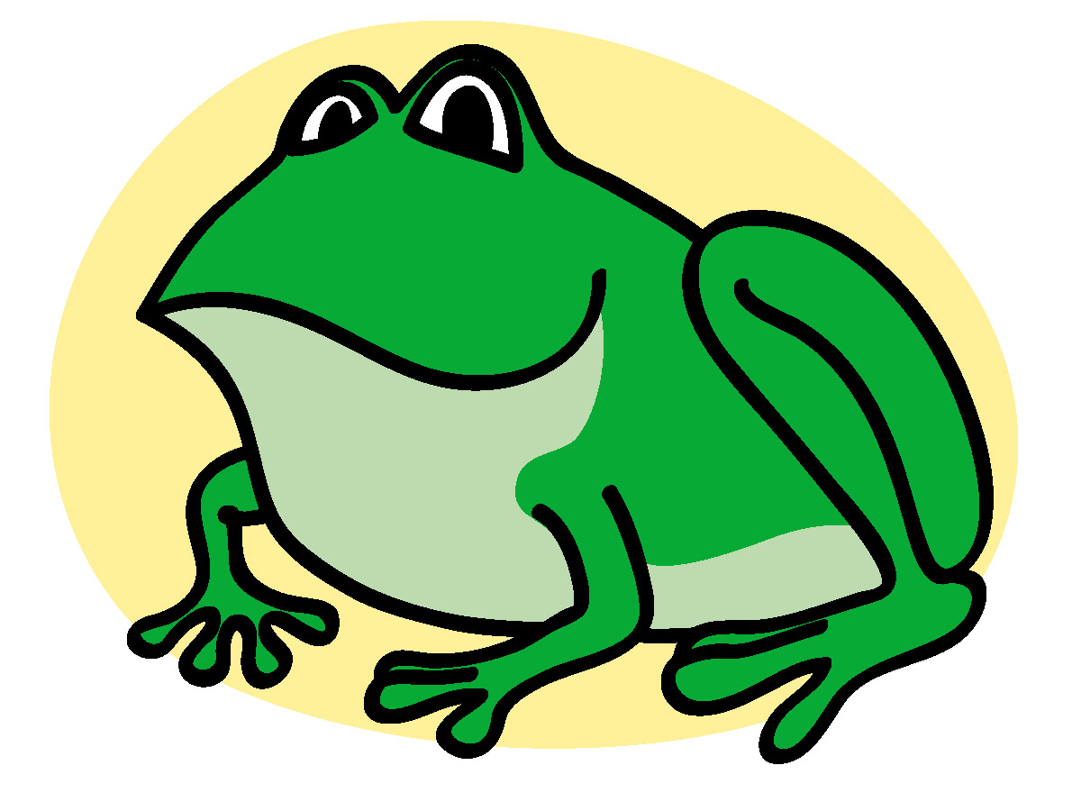 Frog Clip Art For Teachers | Clipart Panda - Free Clipart ...