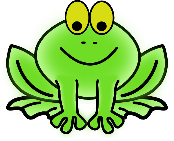 Frog Puzzle | Clipart Panda - Free Clipart Images