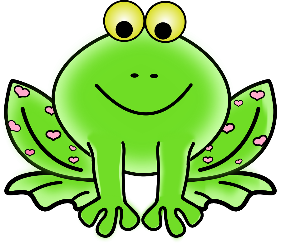 Frog Clip Art For Kids | Clipart Panda - Free Clipart Images