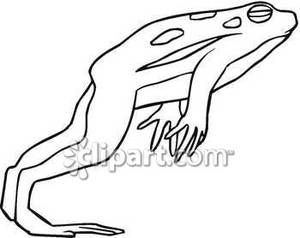 frog%20clipart%20black%20and%20white