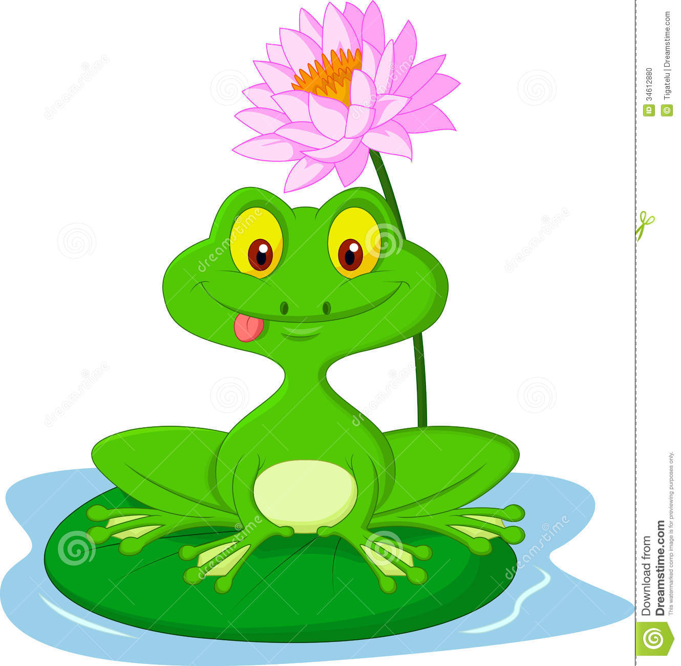 Frog Lily Pad Template File Name Frog-on-lily-pad