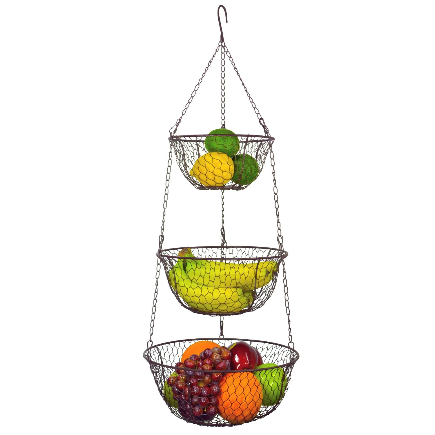 Elegant Our New Obsession Hanging Fruit Baskets Source · Fruit 20and 20vegetables  20basket