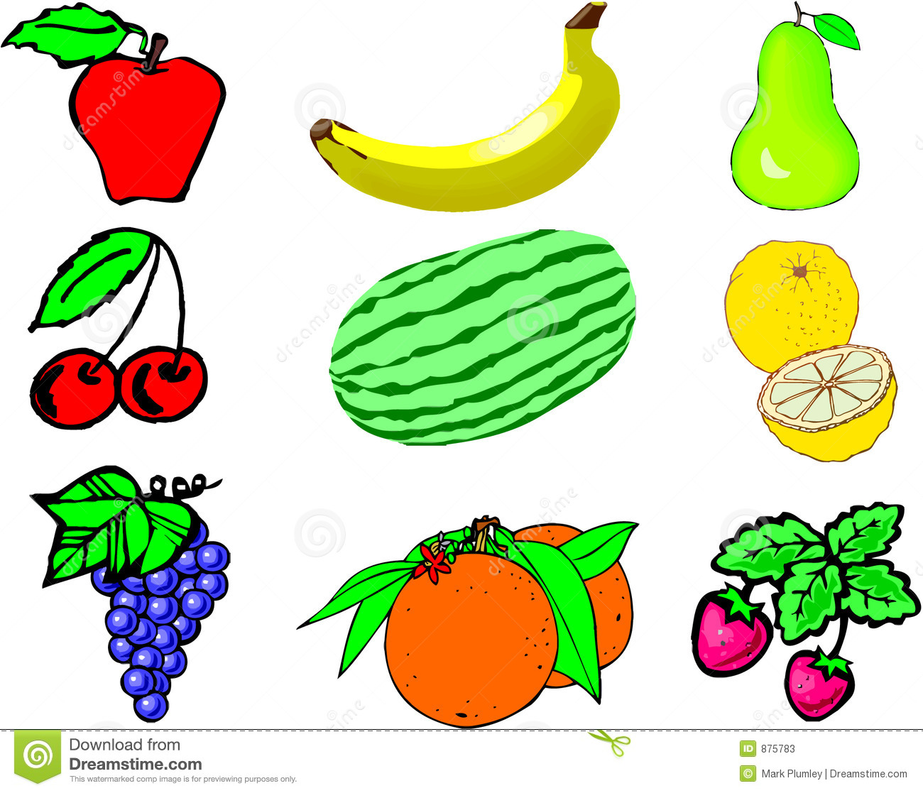 Clip Art Fruits And Vegetables Clipart fruit and vegetable clipart panda free images