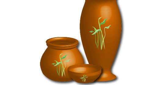 Drawing A Vase In Illustrator Clipart Panda Free Clipart Images