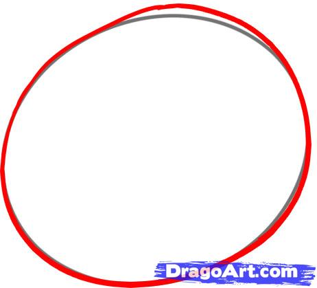 how to draw laun bowls