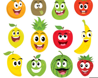Clipart Fruits Free