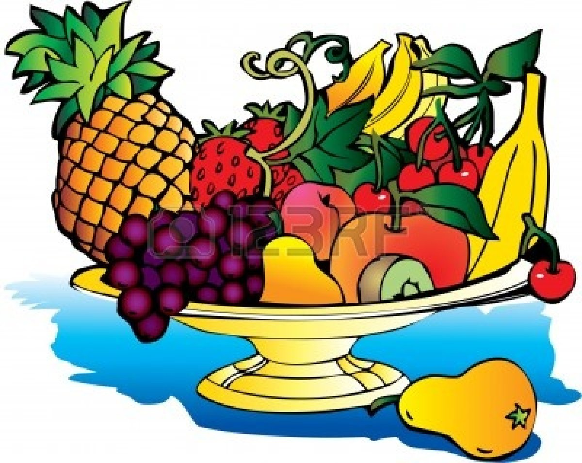 fruit%20plate%20clipart
