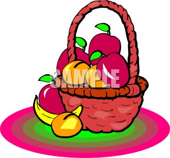 fruits%20and%20vegetables%20basket%20clipart