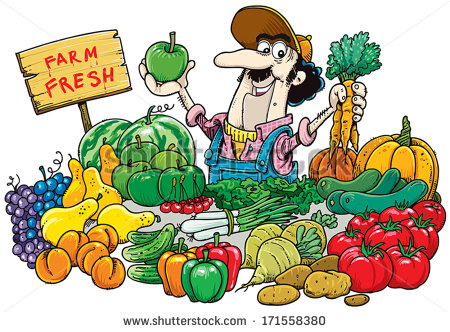 Fruits And Vegetables Pictures | Clipart Panda - Free Clipart Images