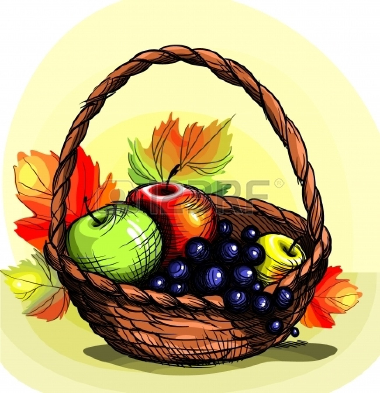 fruits-basket-clipart-15234741-basket-with-fruit jpgFruits Basket Clipart