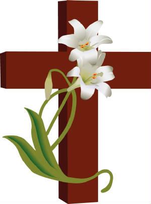 free funeral program clip art