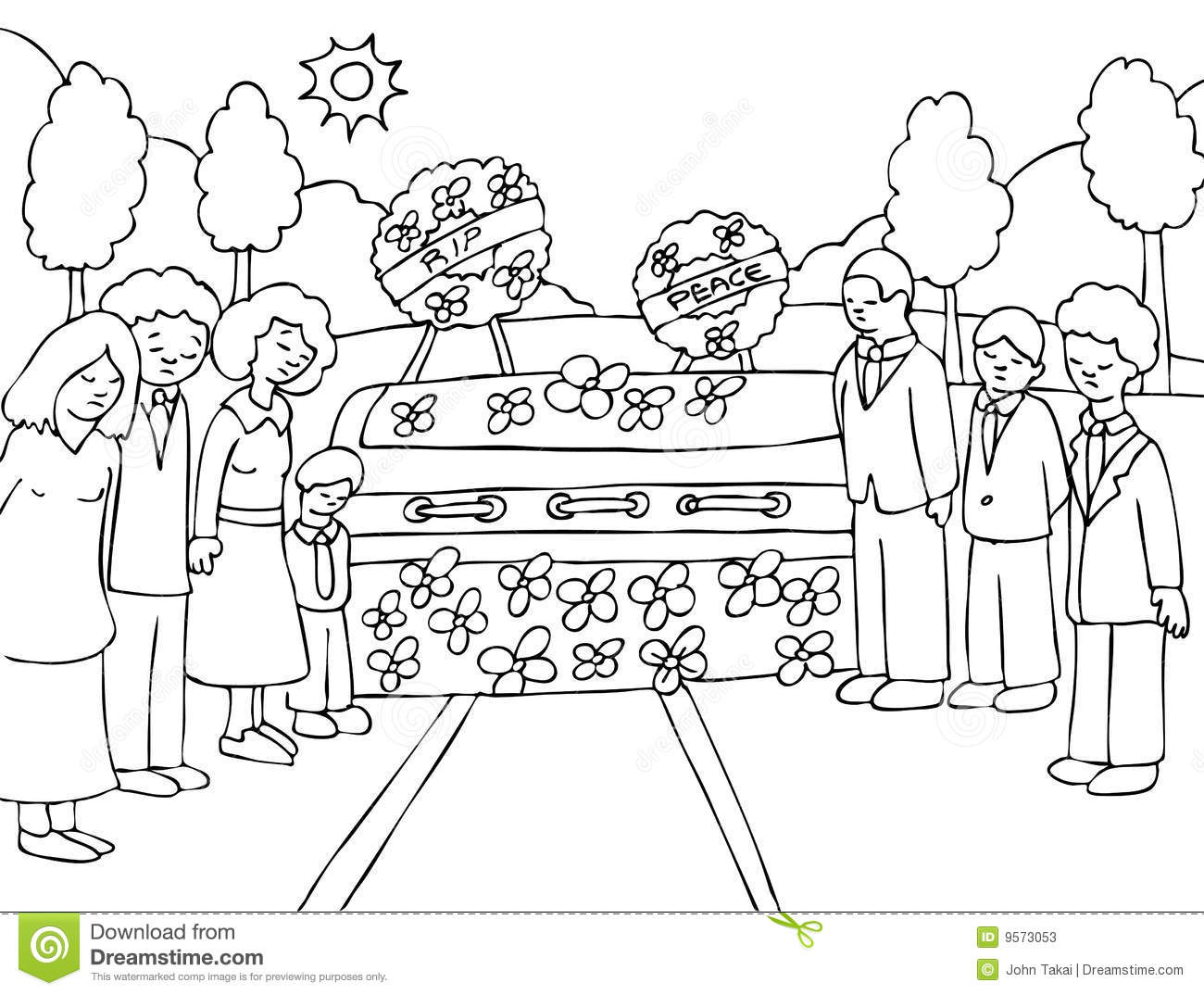 Funeral Clip Art Christian | Clipart Panda - Free Clipart ...