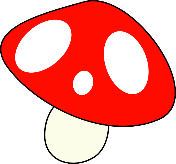 free vector Toadstool clip art | Clipart Panda - Free Clipart Images