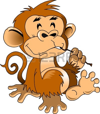 Funny Monkey Clip Art | Clipart Panda Free Clipart Images
