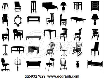 Furniture Clipart Images
