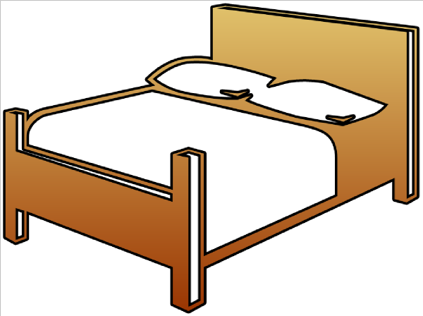 Furniture Clipart Bed 20clipart