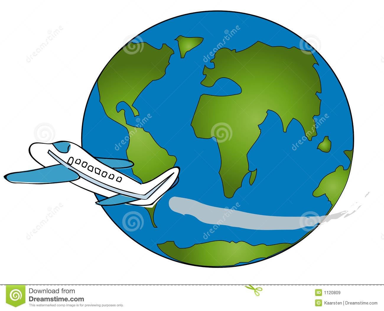 Travel around the world clipart clipart panda free for Art from around the world