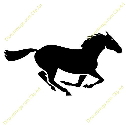 horse logo clipart - photo #28