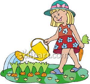 Kids Vegetable Garden Clipart | Clipart Panda - Free ...