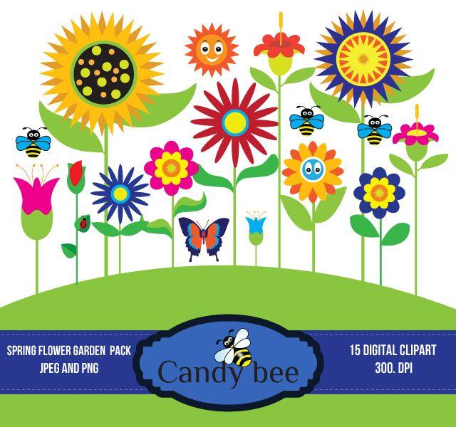 Garden Clip Art Border Free | Clipart Panda - Free Clipart Images