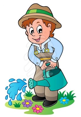 Watering Can Clip Art | Clipart Panda - Free Clipart Images