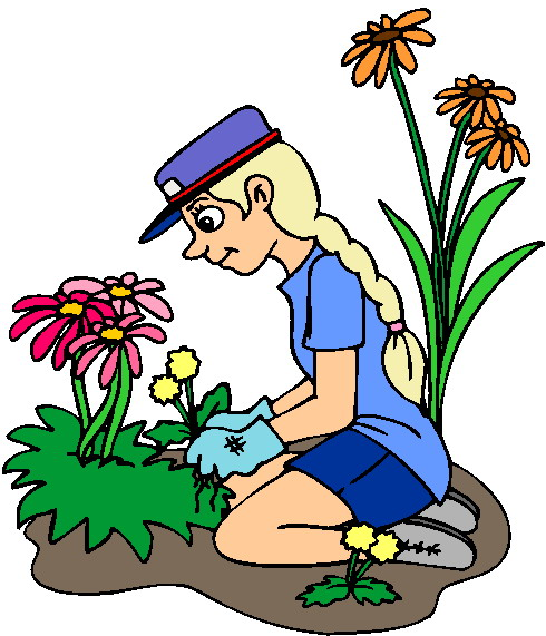 Gardening Clipart | Clipart Panda - Free Clipart Images