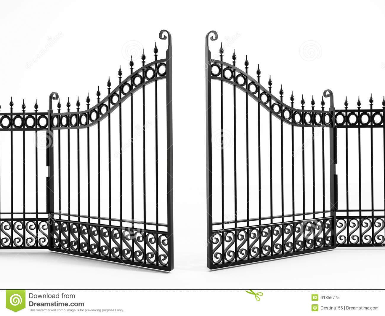 free clipart gates - photo #2