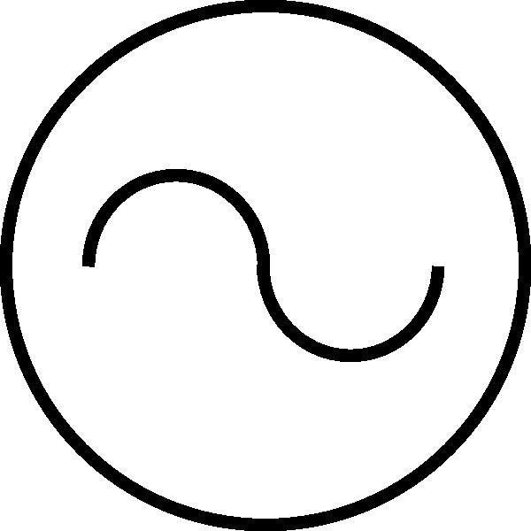 Großzügig Stromgenerator Symbol Bilder - Elektrische ...