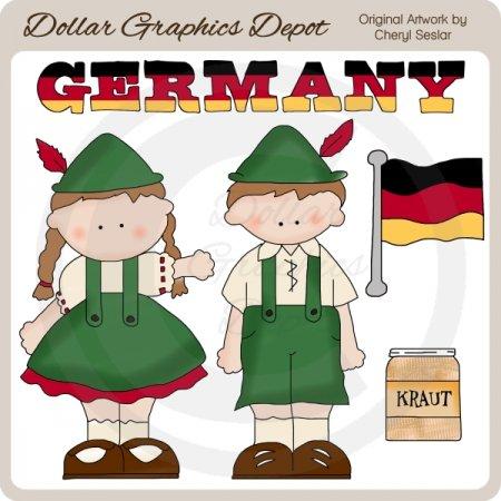 German Clip Art Site Jan And Ela